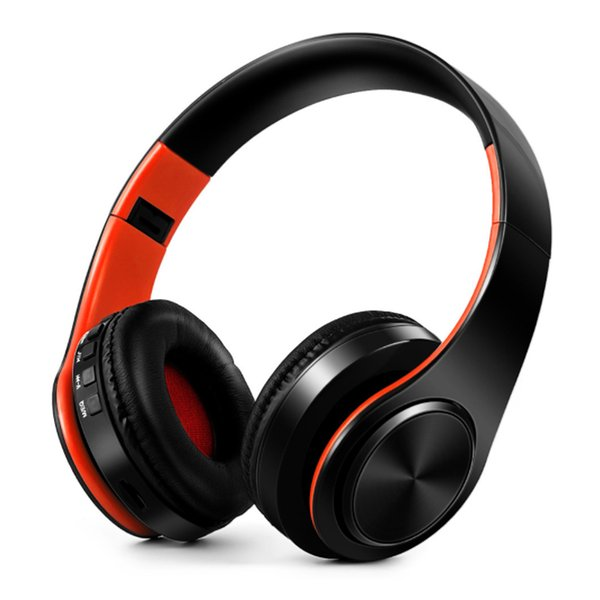 MPS Bluetooth Wired auricolari delle cuffie fascia Radio Bests comodo appoggio Gaming Headset Stereo Hi-Fi di sostegno TF Con scatola sigillata