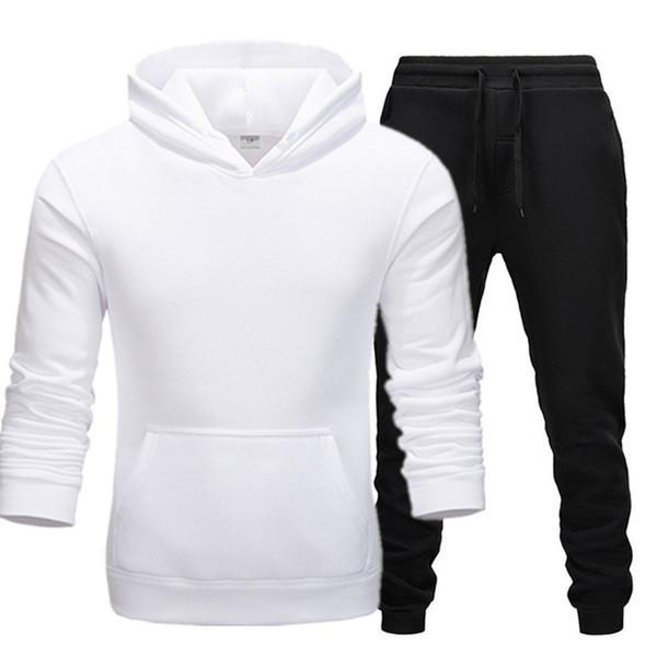Белый + черный