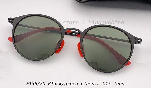schwarz / grün classic G15