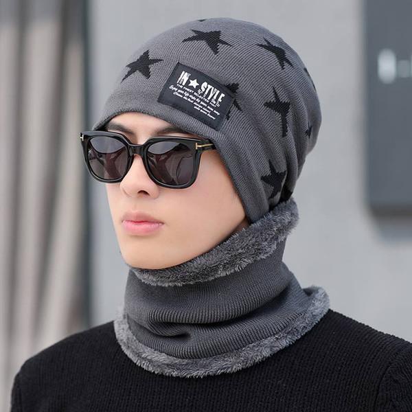 Sombrero gris oscuro