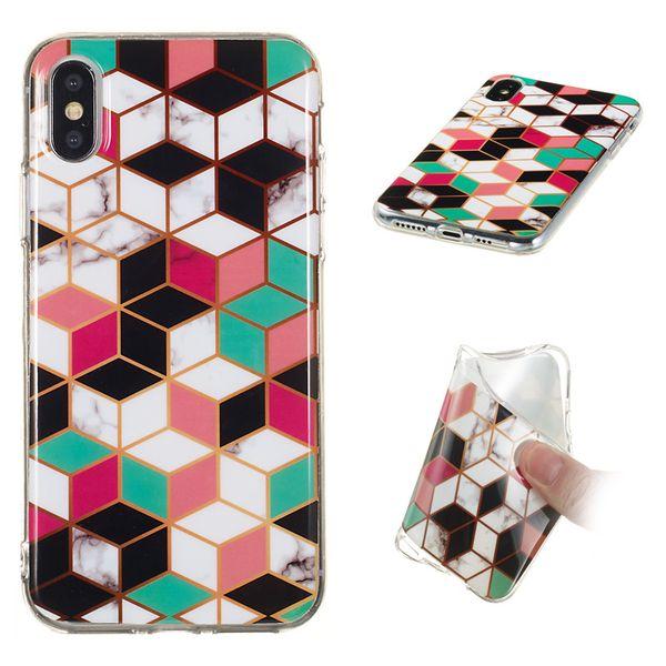 Neue marmor soft cover für samsung galaxy j4 j6 a6 plus a7 j3 j7 j4 j6 2018 hinweis 9 case haut tpu imd kunststoff silikon gel gummi phone cover