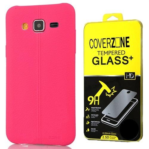 top popular Coverzone for samsung for galaxy j1 cover + screen protector ship from turkey HB-000040790 2019
