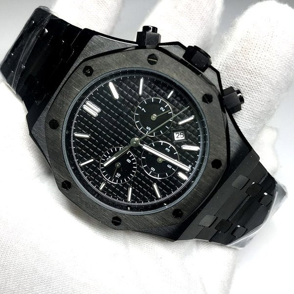 # 4 único reloj negro