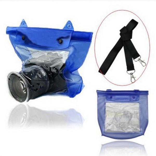 PVC Tauchen Wasserdichte Tasche Kamera Wasserdichte Packsack 33 * 27 CM Transparente Schutzhülle Handytasche Reise Drift Favor