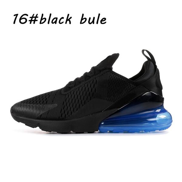 16 black bule 40-45