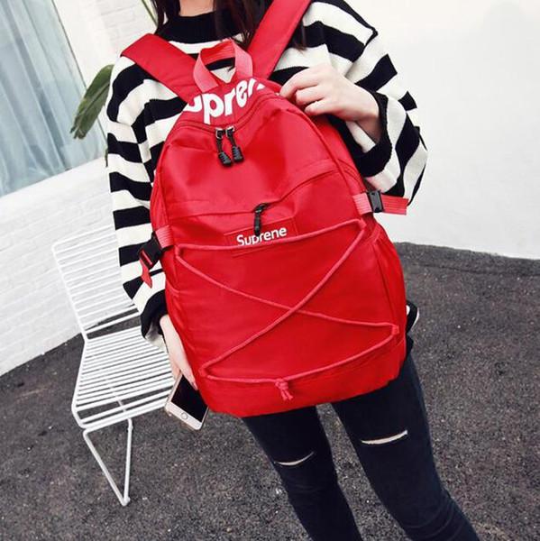 Supreme backpack handbags luxury women channel bag louis vuitton designer gucci wallet purses card holder suit bassa delle borse a tracolla di marca di backapck di esplosioni calde