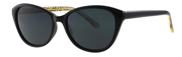 Vollformat Fledermaus Sonnenbrille Ornament Textur Tempel Gläser polarisierte Sonnenbrille TAC Objektiv Brillen für die Frau