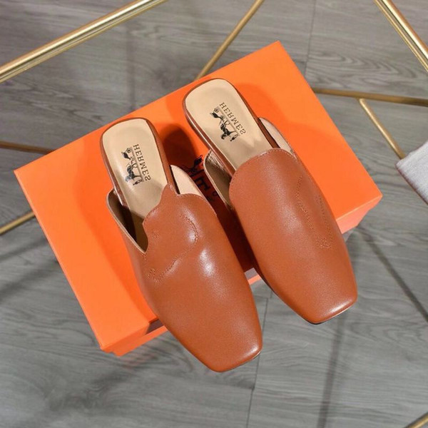 duping520 282909 Spring new Brown slippers Women Running Ballerina Flats SNEAKERS Shoes Loafers Espadrilles Wedges Dress Shoes Boots