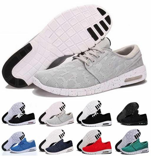 2019 New sb Stefan Janoski Shoes Running Shoes For Women Men ,High Quality Athletic Sport Trainers Sneakers Shoe Size Eur 36-45