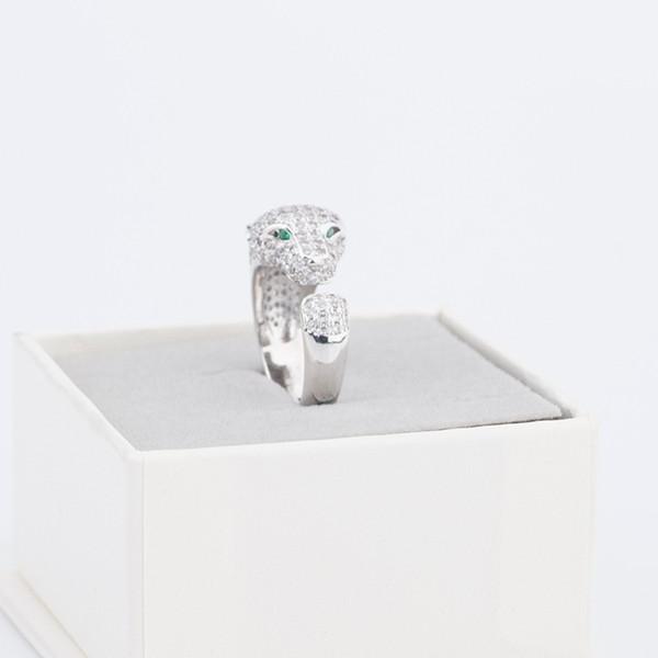 실버 + 반 다이아몬드