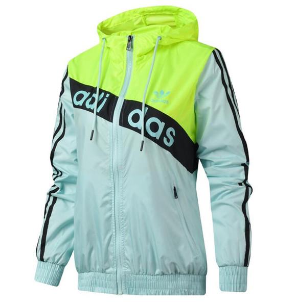 2019 мода повседневная куртка спортивная топ Женщины Повседневная пальто AS6055 крытая ветровка куртка мужчины верхняя одежда плюс размер мужская одежда