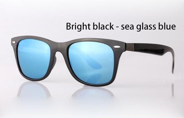 azul negro brillante