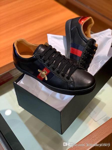 Sapatos Masculinos Outono e Inverno Lace up Low Top respirável confortável corrida leve Tipo Esportes sapatos de alta qualidade com origem Box Venda