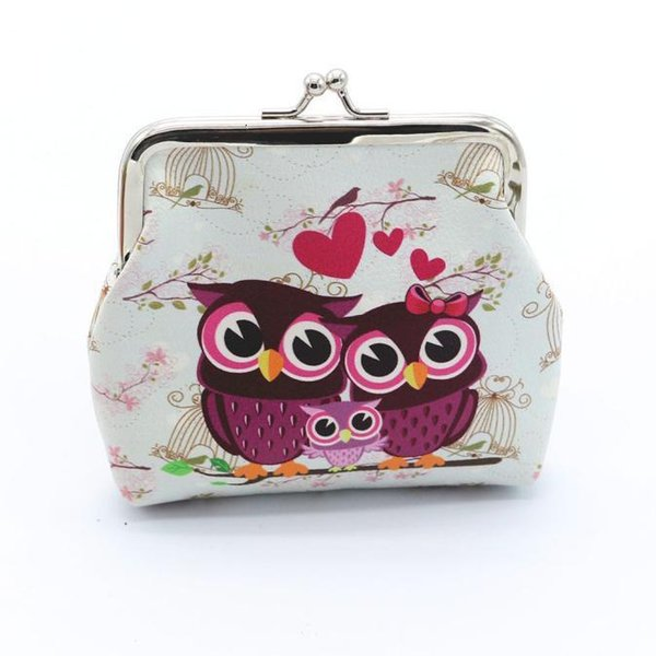Coin Purse with Zippered Top or Use for Credit Cards or Cash Sweet Friend