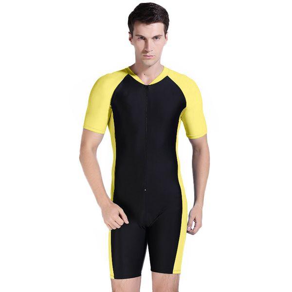Men - yellow