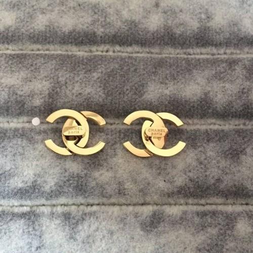 New Arrival Wholesale Price girls brand engrave letter Stud Earrings 18K Gold silver rose 316L stainless steel Women Earrings Free Shipping