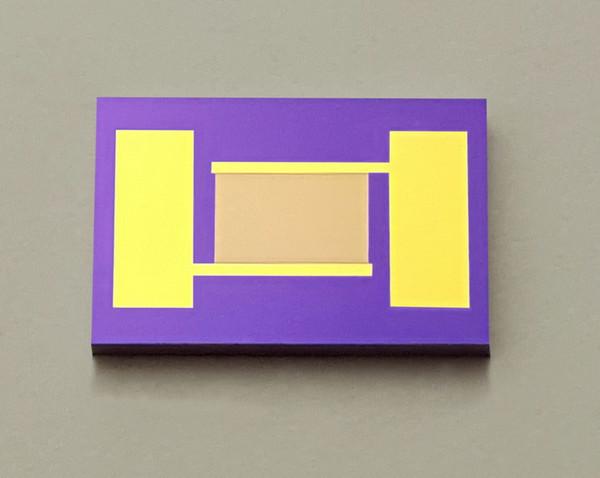 3 микрометра Взаимодействующие электроды IDE Монокристаллический кремниевый расп