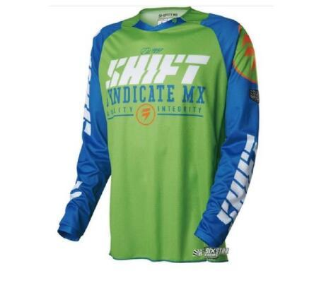 2019new motocross MX jersey off-road breathable lightweight sweat-absorbent and quick-drying motorcycle riding team riding jers
