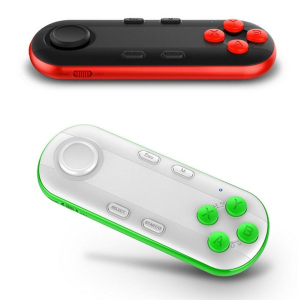 Bluetooth Wireless Gamepad Android Game Pad Remote Controller Joystick For PC Smart Phone Ebook TV VR Box