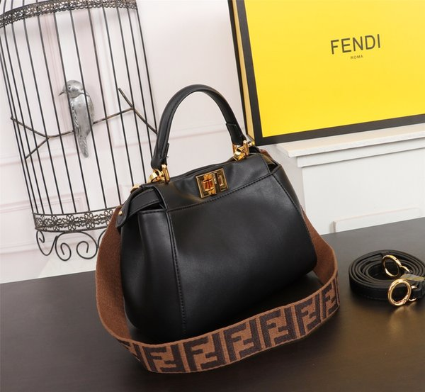 19ss luxo bolsas de couro Bags Bandoleira Para Mulheres ombro Messenger Bags Designers bolsas e bolsas Sac A principal alta qualidade