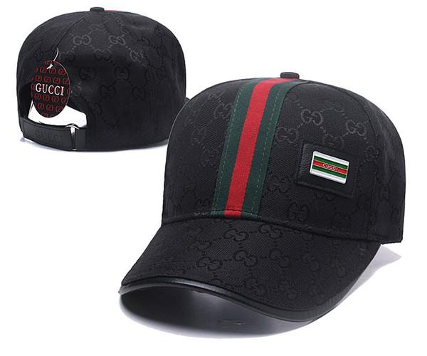 2019 Moda Snapback Özel Caps Özelleştirilmiş tasarımcı Markalar Kap erkek kadın Ayarlanabilir golf beyzbol şapkası casquette şapka