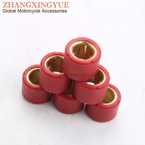 5 GRAM 49cc 50cc GY6 Performance Roller Weights Variator Rollers Set Znen Tank