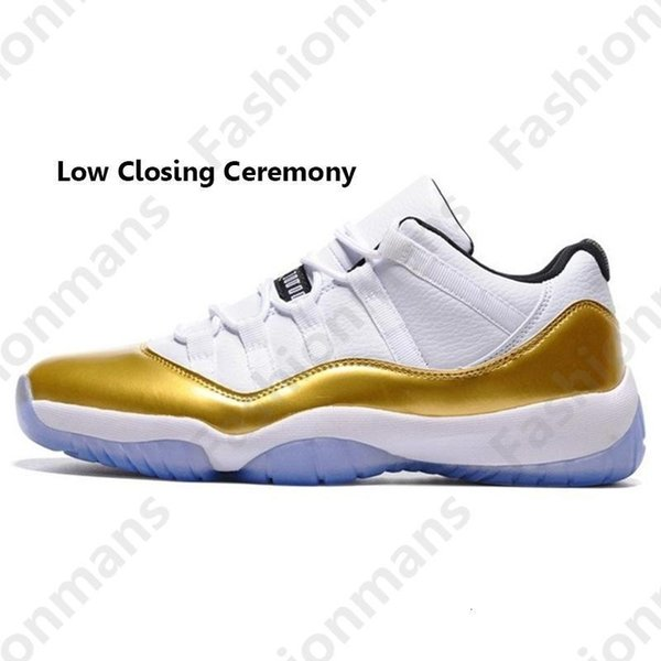 # 18 Ceremonia de clausura baja