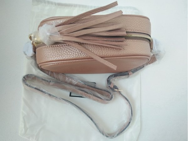 Hot sale new style women fashion casual Brand disco soho bag handbag genuine leather high quality shoulder bags totes purse disco Cross Body