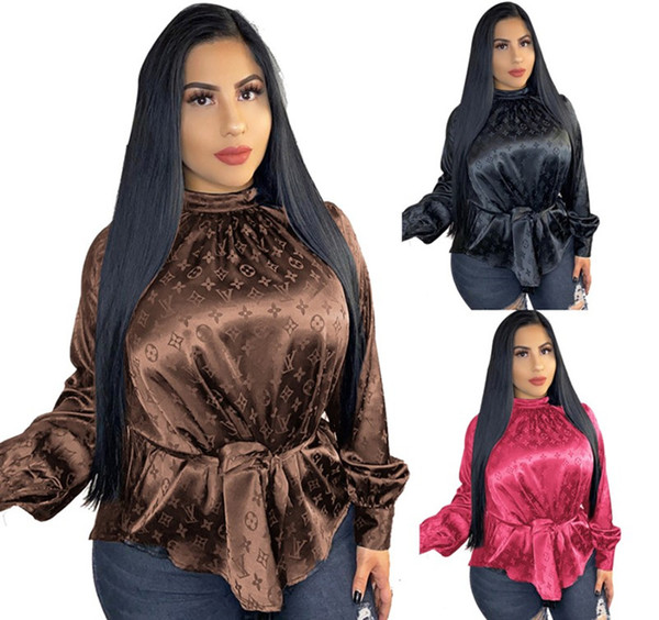 Fall winter women tops fleece fashion pullover solid color top casual printing long sleeve warm hoodies plus size women clothes 2100