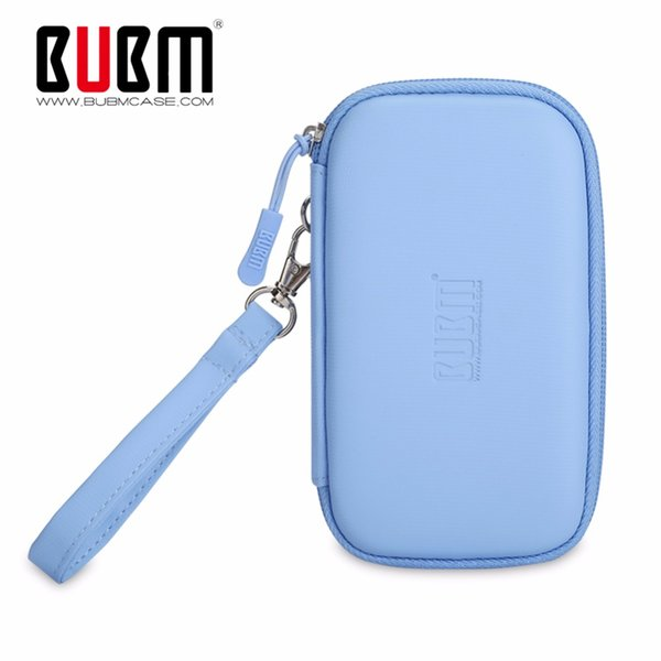 BUBM USB Flash Drive Sticks Carrying Case Travel Organizer Electronic Bag for U Shield/ U Disk/ Headphones/ SD Cards/ cable ,etc