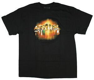 Camiseta para hombre del montaje de la regeneración del doctor Who Matt Smith