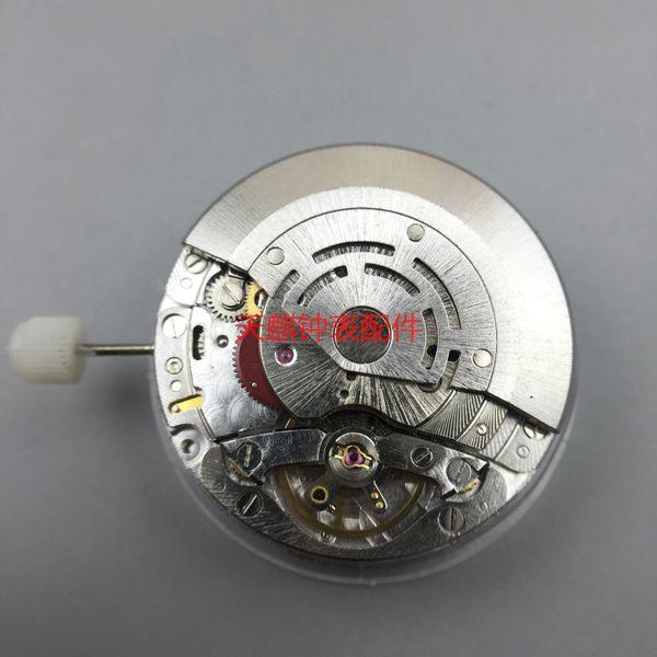 MOVIMIENTO AUTOMÁTICO MOVIMIENTO DE 3135 DE ALTA CALIDAD PARA 116610 116610LN 116610LV Sub Hulk reloj de hombres reemplazar reparar reparar relojero partes accesorios