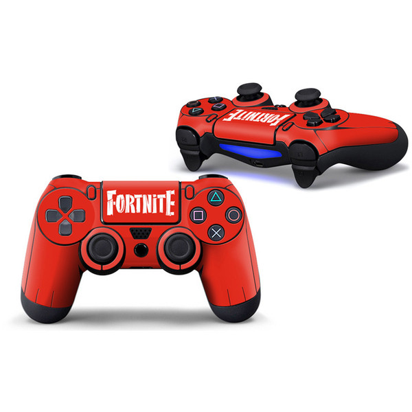 2019 Fortnite Game Sticker Pvc For Sony Ps4 Controller Decal Skins For Ps4 Gamepad Cover For Ps4 Joypad Protector From Unclelee 097 Dhgatecom