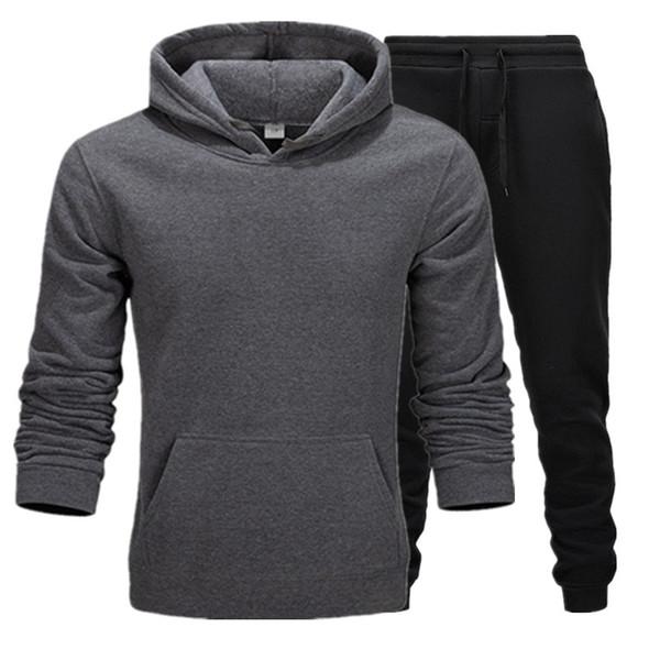 Темно-серый + черный