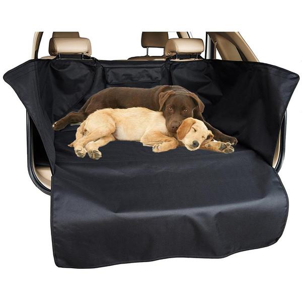 Pet Dog Bed Pet Hammock Car Pet Pad Segurança Cerca de viagem Blanket Proteção filhote de cachorro Almofada Prevent morder resistente ao desgaste respirável