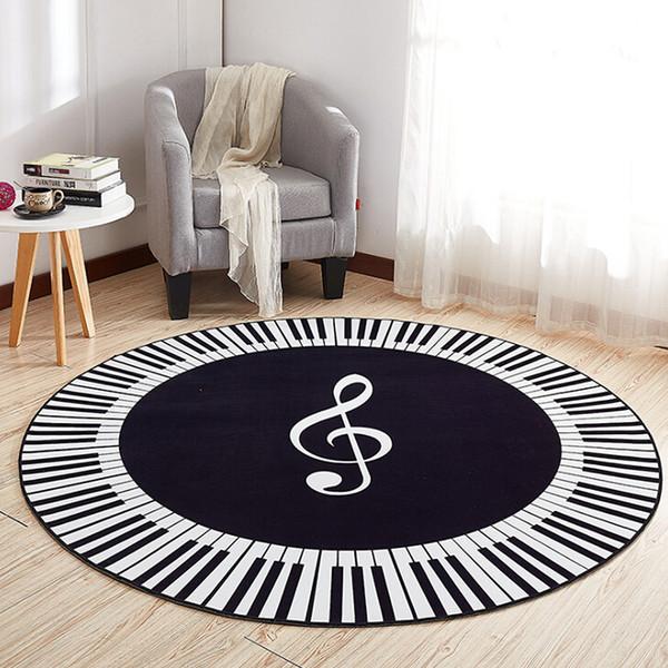 Nordic Design Round Carpets For Living Room Area Rug Carpet Bedroom Anti  Slip Floor Home Table Brief Children Play Floor Mat Mohawk Carpets Tigressa  ...