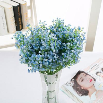 Artificial Baby Breath Flowers Artificial Gypsophila Fake Silk Flower Plant Home Wedding Party Home Decoration