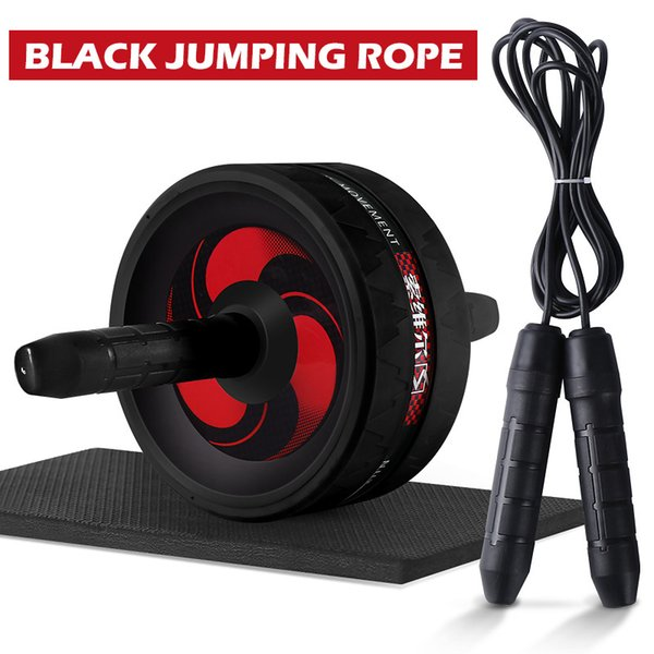 Black red with rope