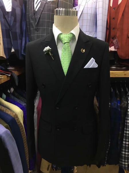 giacca doppiopetto uomo elegante
