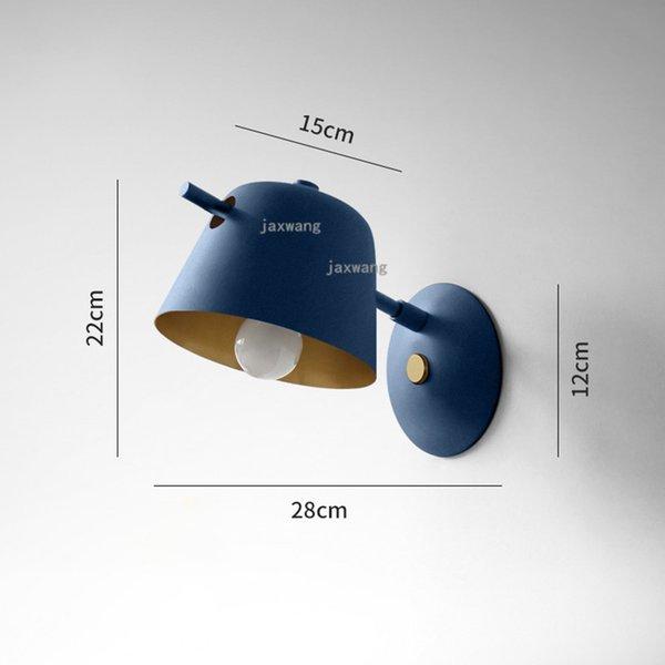 C blau 28cm