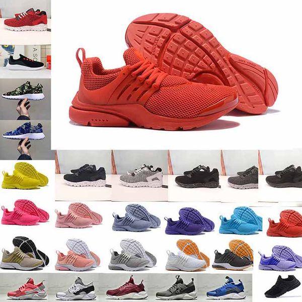 promotion selling 2019 light Presto Cortez Run Shoes Men Women White Black casual shoes Fashion Outdoor Sport Training Sneakers 5.5-12
