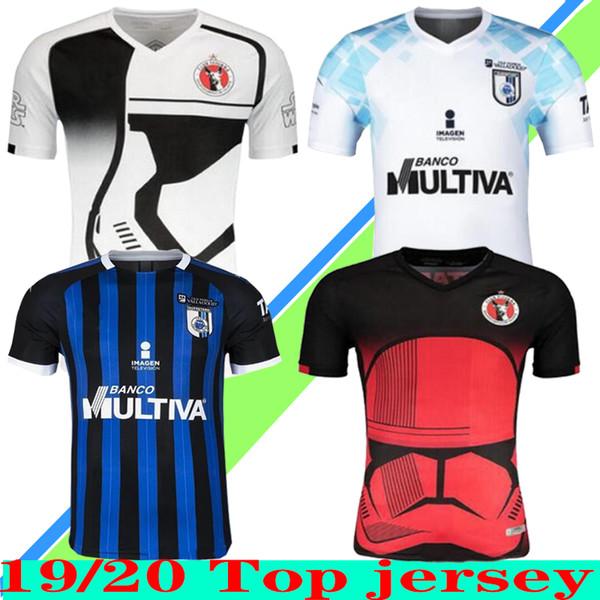 19 20 camisas de futebol Queretaro Tijuana FC 2020 camisa de futebol Camisetas méxico liga mx Marcel Ruiz Jaime Gómez Fabián Castillo LUCERO RIVERO
