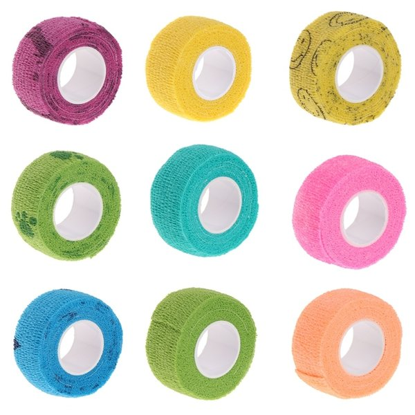 First Aid Medical Health Care Treatment Self-Adhesive Elastic Bandage Gauze Tape #72776