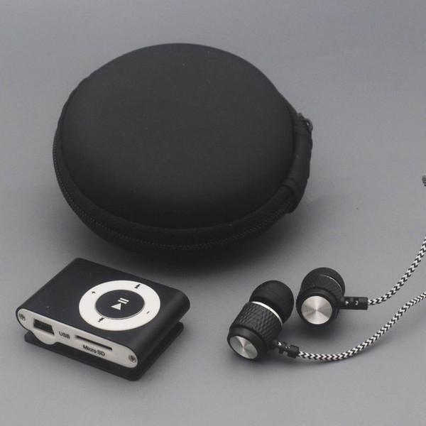 NOVO Big Promoção espelho portátil MP3 player Mini Clipe MP3 Player Esporte Mp3 Music Player Walkman Lettore