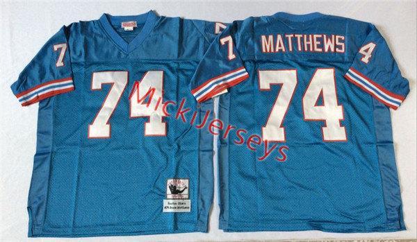74 Bruce Matthews