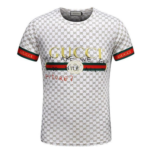 New York Fashion High Quality Heron Preston Nasa USA Flag Embroidery Men Women Street Luxury Cotton Hoody Casual Short Sleeve T-Shirt V84