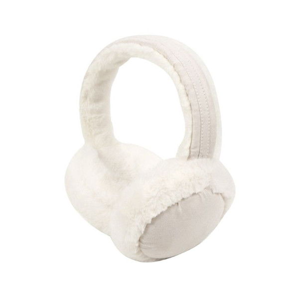 Mulheres Adulto Inverno Engrossar Earmuffs De Pelúcia Doce Doce Cor Dos Doces Earflap Dobrável de Viagem Portátil Ear Cover Warmer Headband