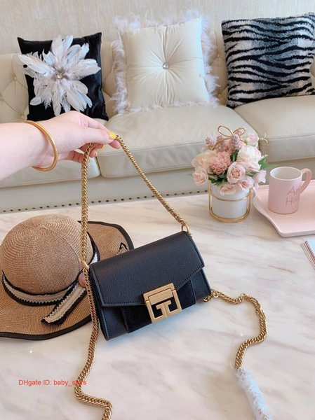 Designer Crossbody Bag Trenadorab Luxury Diamond Design Borsa da donna Fashion Bee Messenger Bag Stile Borse in pelle Borsa a tracolla femminile 08174