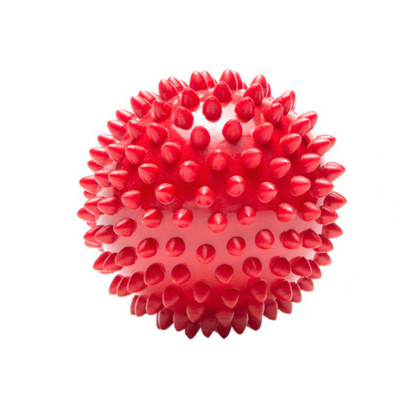 Durable PVC Spiky Massage Ball Trigger Point Sport Fitness Hand Foot Relief Fitness Training Fascia Hockey 2.02