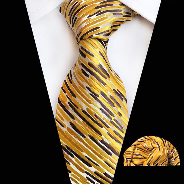 Traje de pañuelo de flores Paisley para hombre multicolor Traje de boda Mejor regalo de vacaciones para hombre